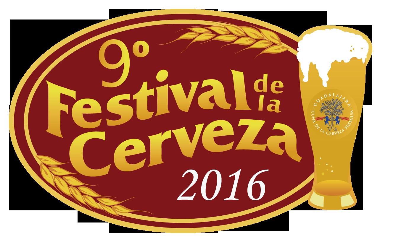 Logo FESTIVAL CERVEZA16
